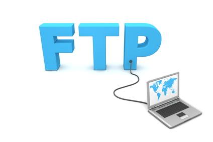 Fájl feltöltés, FTP csatlakozás – képekkel