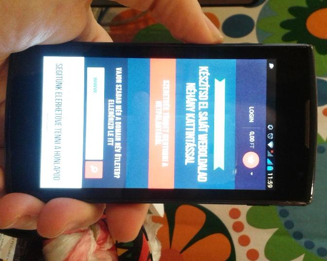 BRÉKING: Előnyben a mobilbarát weboldalak