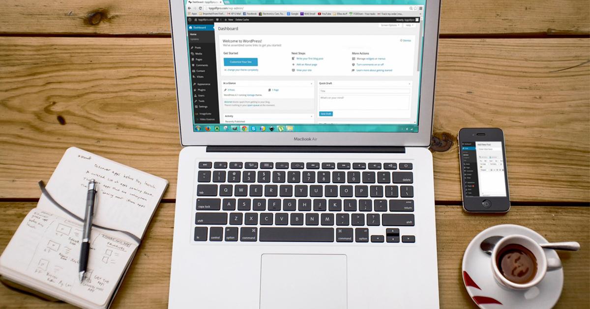 Hogyan lesz a domain nevedből weboldal?