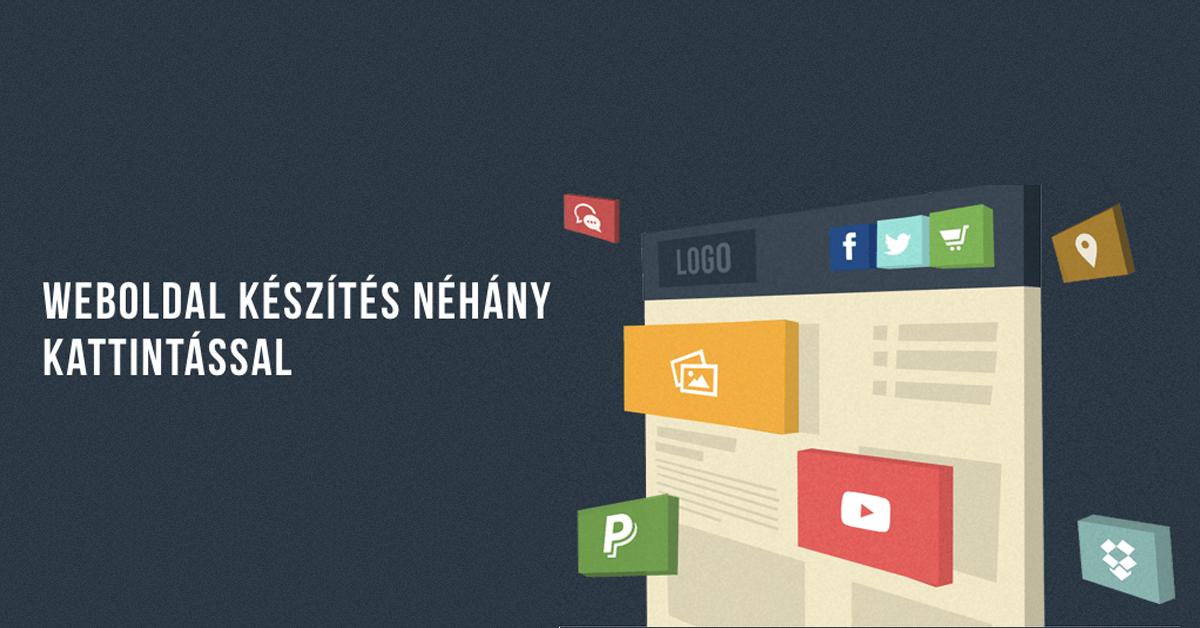 webonic.hu Netpalánta - Weboldal szerkesztés egyszerűen