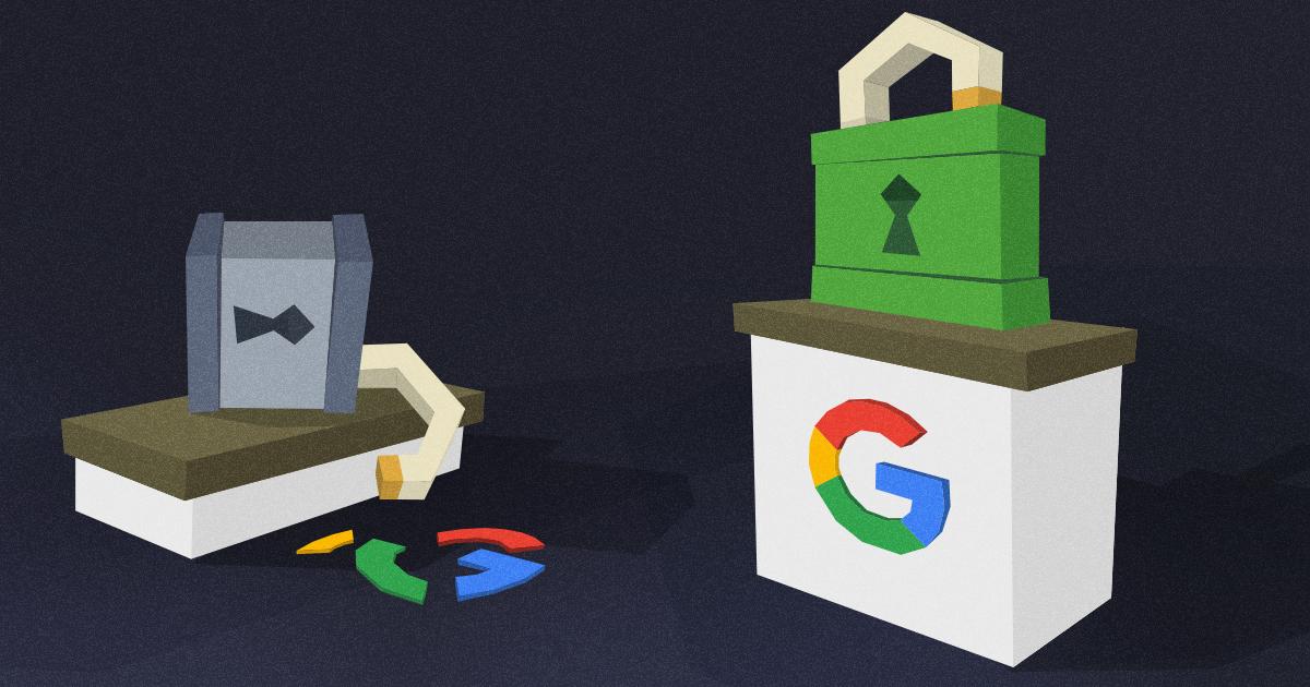 HTTPS nélkül a Google büntetni fog