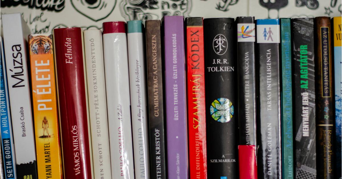 Webonic könyvtár – Mit olvasunk mi?