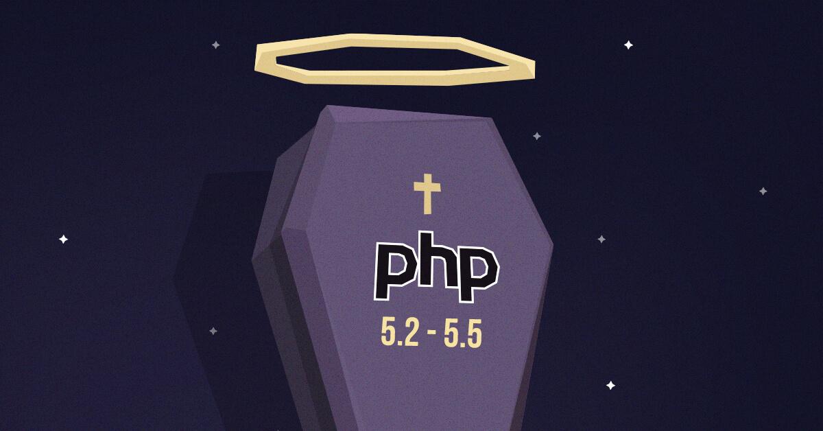 Miért ne használd a PHP régi verzióit?